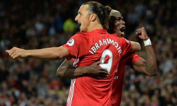 Zlatan Ibrahimovic, Paul Pogba