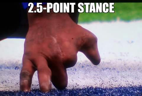 2-5-point-stance