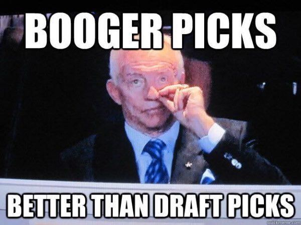 booger-picks