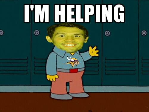 Bradford Helping