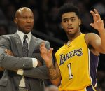 D'Angelo Russell & Coach