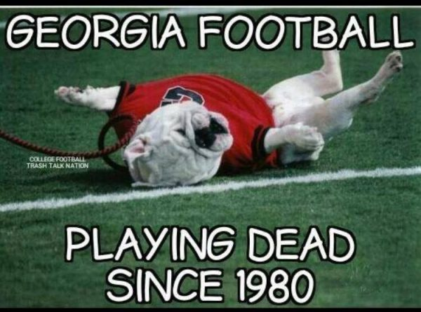 georgia-football-playing-dead