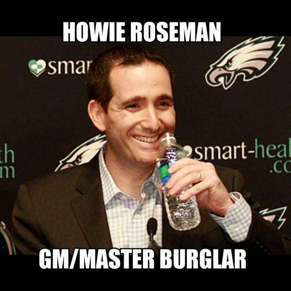 Howie Roseman meme