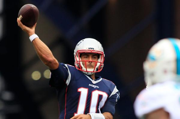 Tom Brady Weighs in on Jimmy Garoppolo's Injury