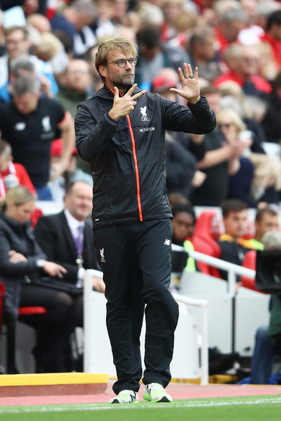 Klopp: A rock star on the sidelines