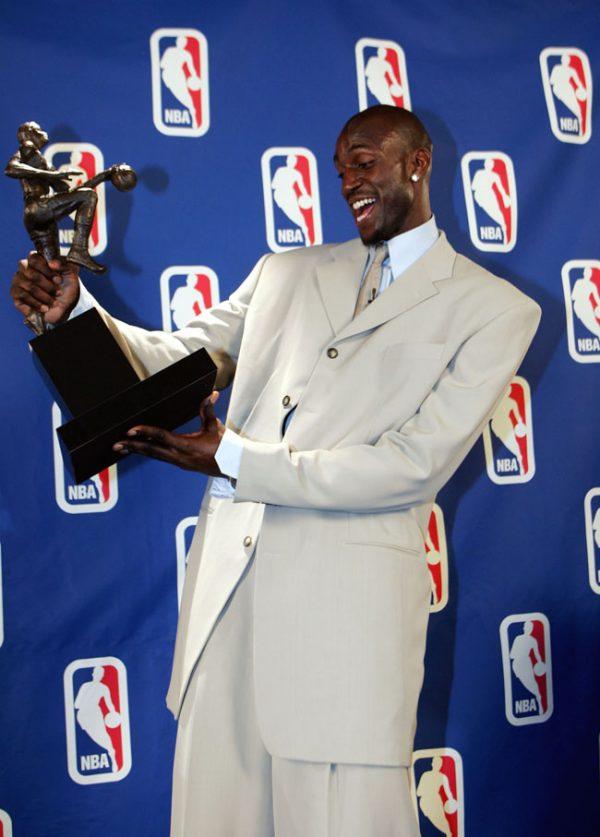 Garnett MVP