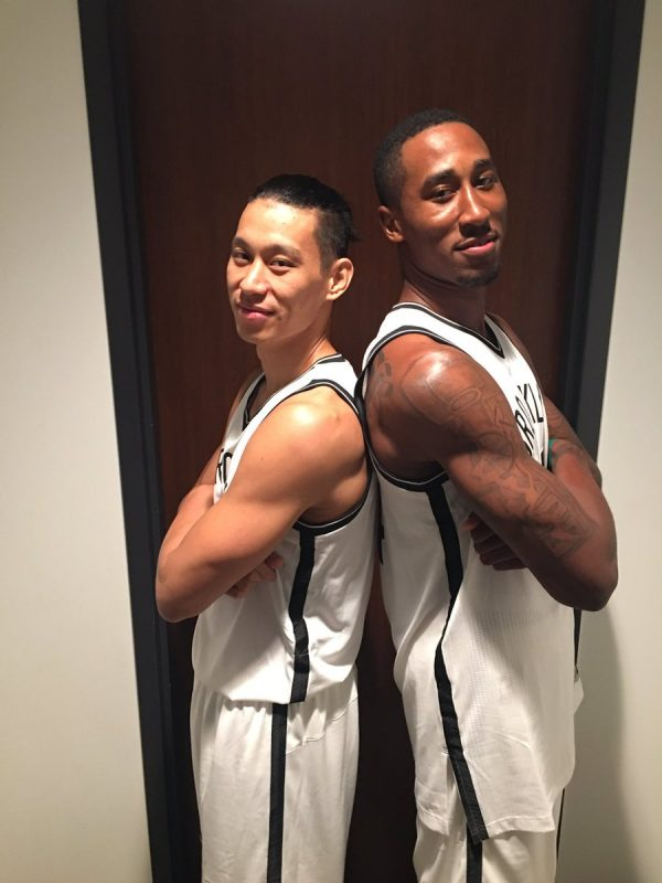 Jeremy Lin & Rondae-Hollis Jefferson