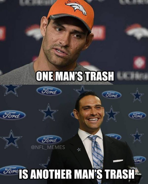 One man's trash is another man's trash