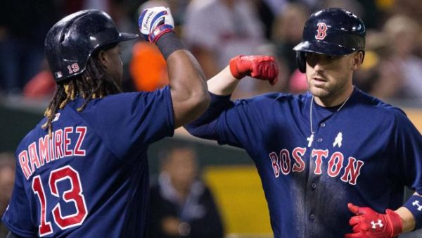 Red Sox beat A's