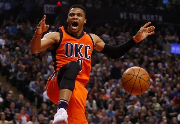 Russell Westbrook Alone