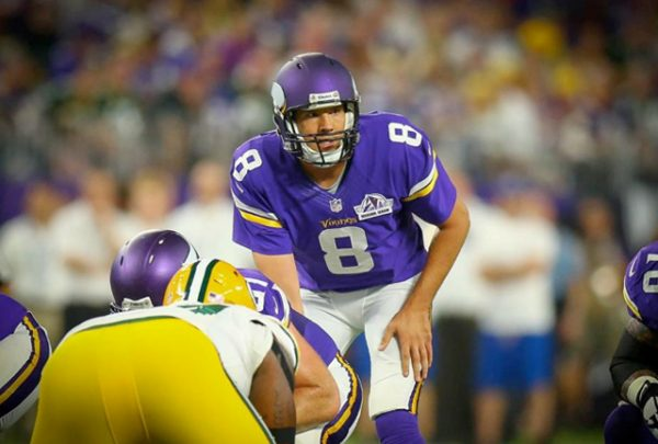 Minnesota Vikings Need to R E L A X About Sam Bradford | Sportige  for cheap