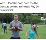 Tannehill Can't see Pressure Meme