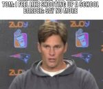 Tom Brady Haircut