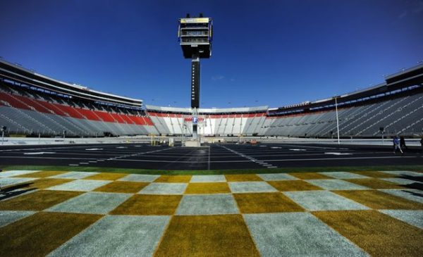 Tennessee's game at Bristol Speedway headlines SEC slate