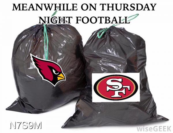49ers-cardinals-trash