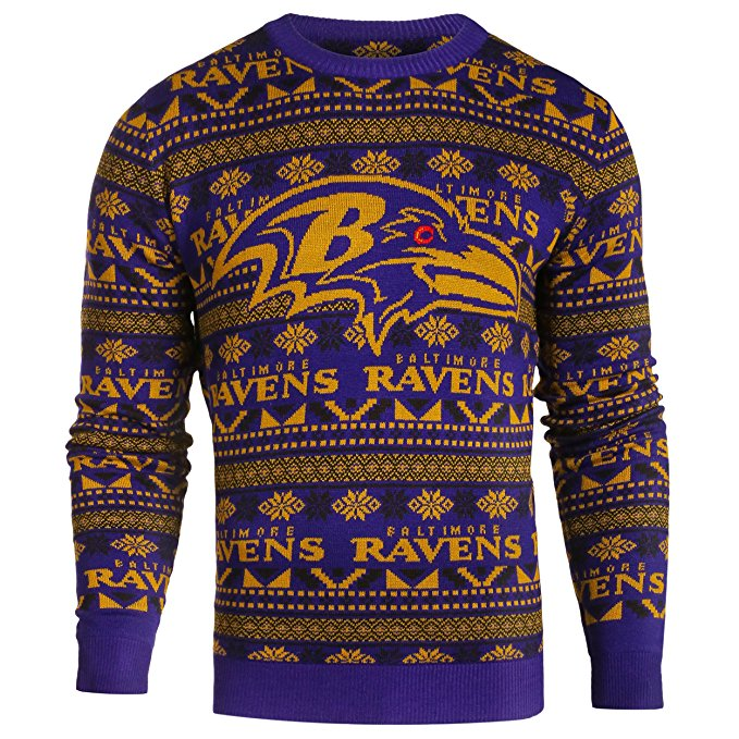 baltimore-ravens-ugly-christmas-sweater