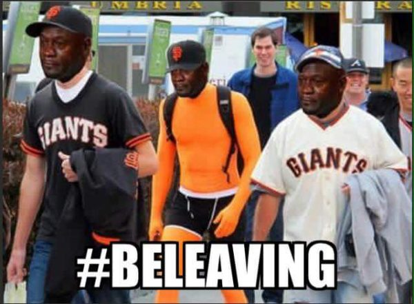 26 Best Memes Of The San Francisco Giants Choking Against The