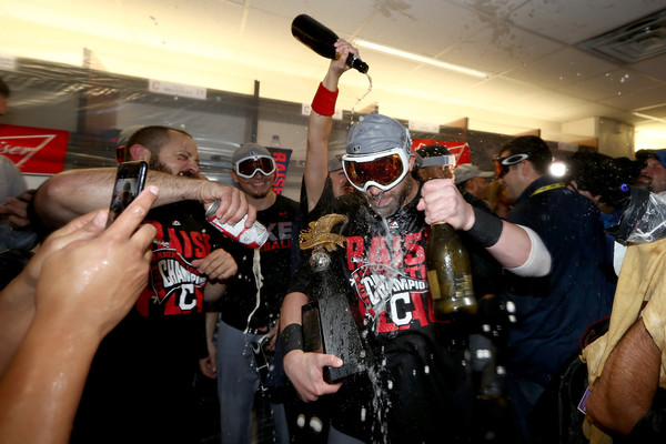 cleveland-indians-locker-room-celebrations