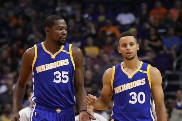 Curry, Durant