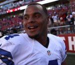 Dak Prescott, Dallas Cowboys Quarterback