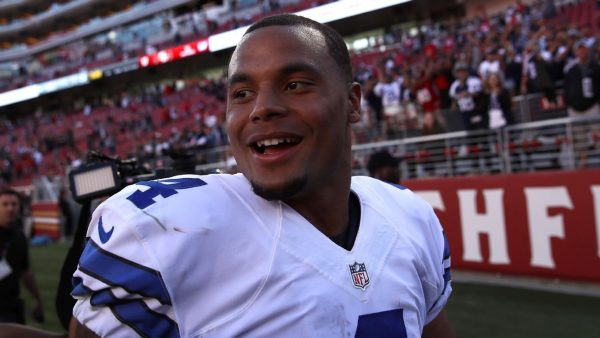 Dak Prescott, Dallas Cowboys Quarterback
