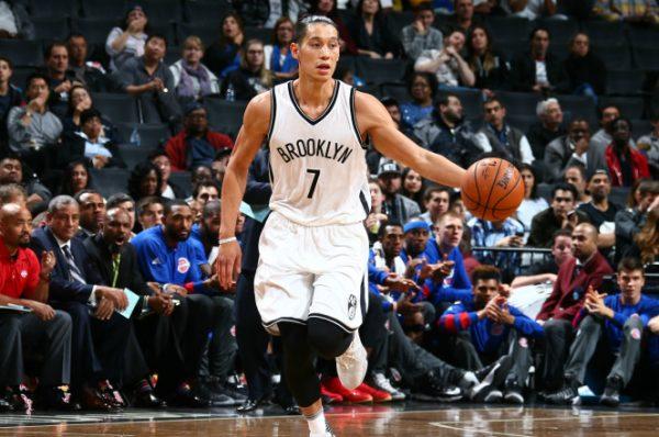Jeremy Lin Nets Point Guard