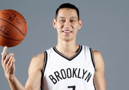 Jeremy Lin Smiling