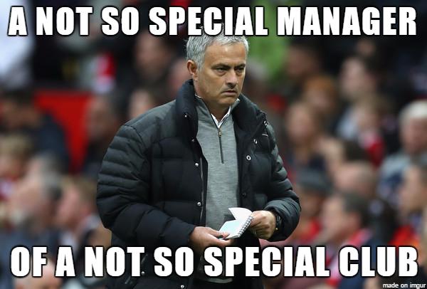 Jose Mourinho Manchester United Meme Sportige