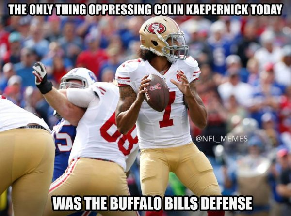 kaepernick-oppressed-by-bills-defense
