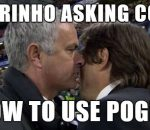 Mourinho, Conte, Pogba Meme