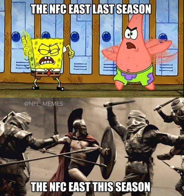 nfc-east-in-2016