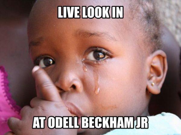 Odell Beckham Baby