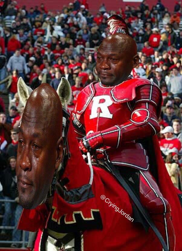 rutgers-knight-horse-crying-jordan