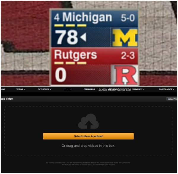 rutgers-michigan-pornhub