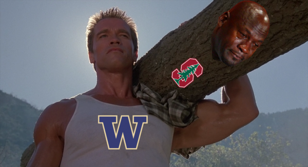 Washington chop Stanford