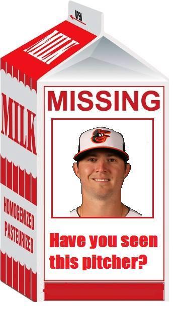 Zach Britton Missing