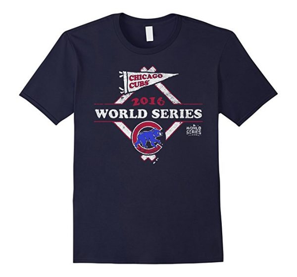 Chicago Cubs 2016 World Series T-Shirt
