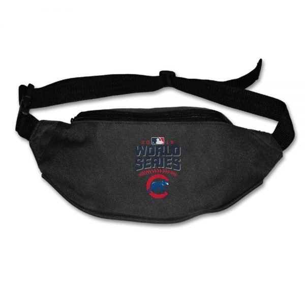 Chicago Cubs 2016 World Series Champions Waist Pack