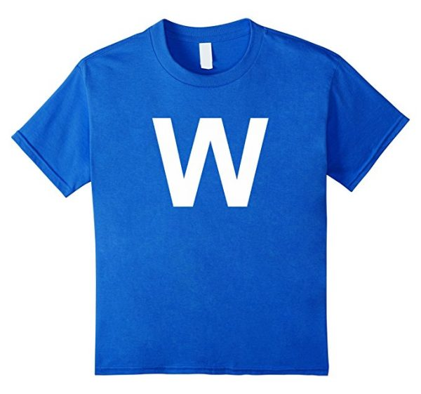 Chicago Cubs Fly the W T-Shirt