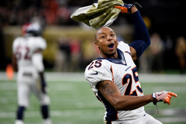 Denver Broncos vs. New Orleans Saints, NFL Week 10