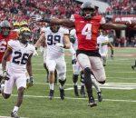 Curtis Samuel vs Michigan