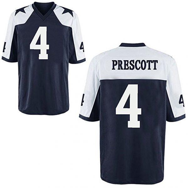 Dallas Cowboys Dak Prescott Thanksgiving Jersey
