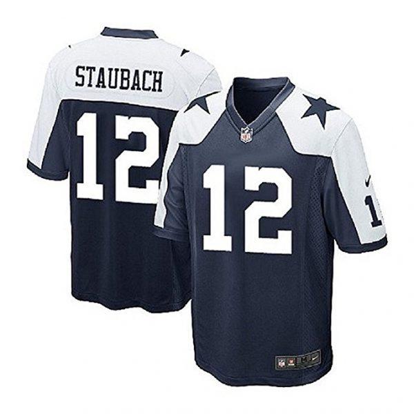Dallas Cowboys Roger Staubach Thanksgiving Jersey
