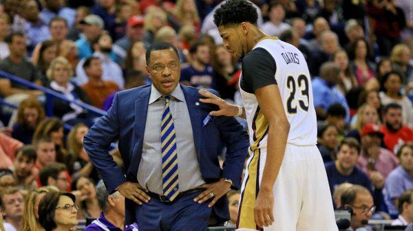 Davis, Gentry, Pelicans