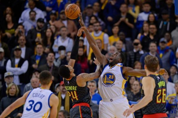 Draymond Green Block