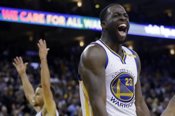 Draymond Green, Hawks, Warriors
