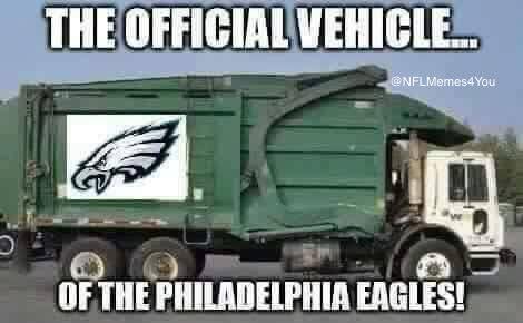eagles-garbage