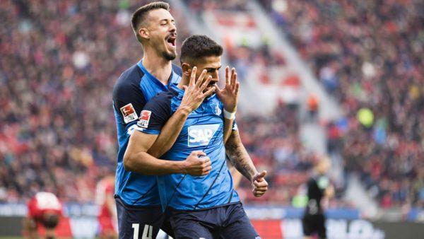 Hoffenheim undefeated