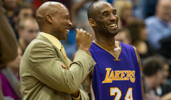 kobe-bryant-laughing-with-byron-scott