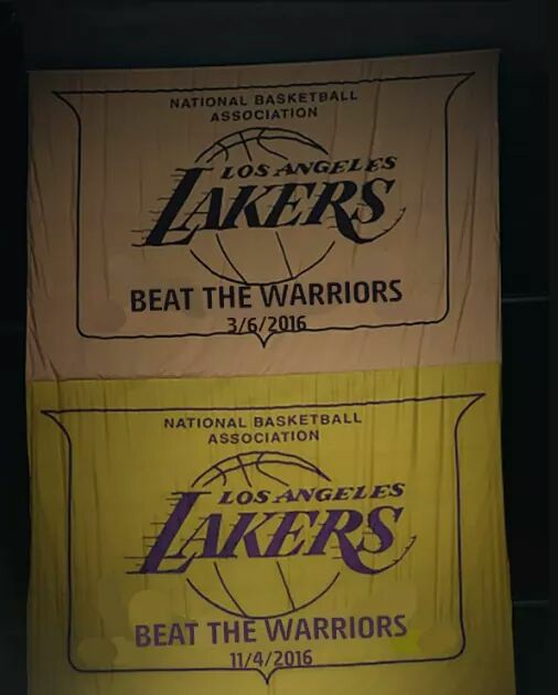 lakers-beat-the-warriors-banner